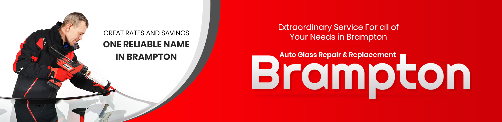 Auto Glass Repair Replacement Brampton